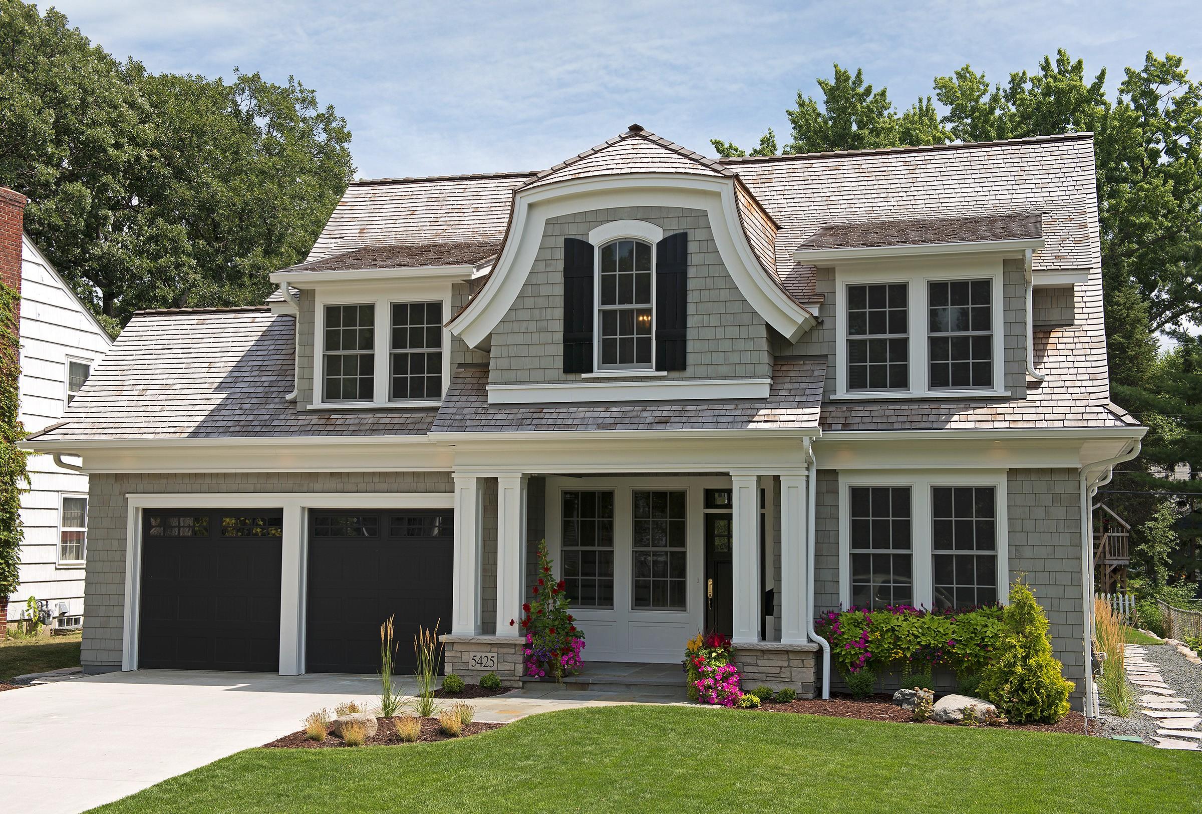 Great Neighborhood Homes Custom Home Builder Dutch Colonial